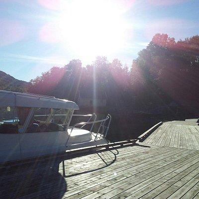 Bryggene på Taraldsøy