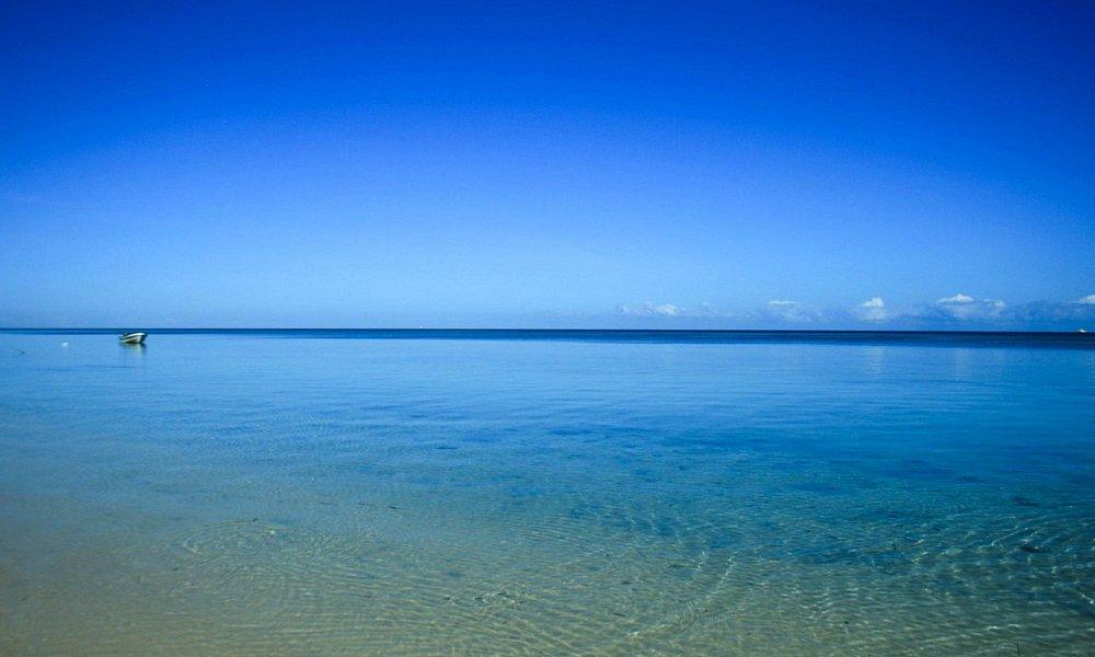Morning at Lomani Island Resort