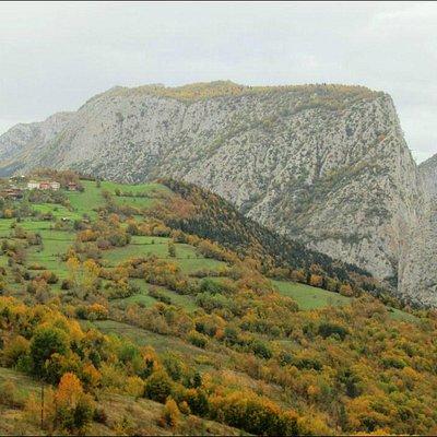 Cennetin kapısı - Valla Kanyonu yolu (Pınarbaşı - Kastamonu)