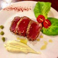 El tataki de atún increible! Repetimos seguro!