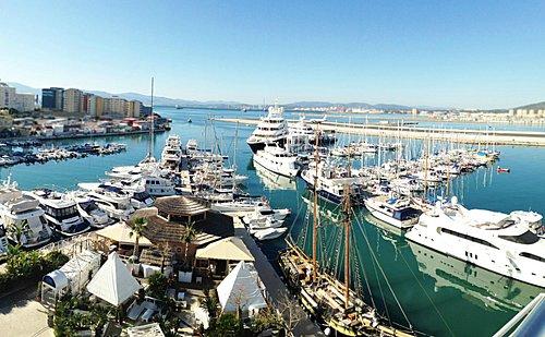 Ocean Village Marina Gibraltar
