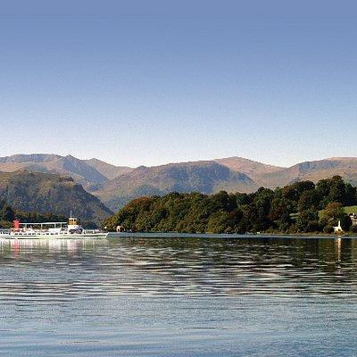 Ullswater - Englands most beautiful lake