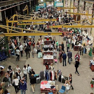 Warehouse Weekender Market