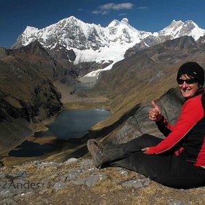 Go2Andes, Cordillera Huayhuash