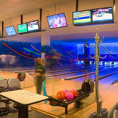 Funtastik Bowling Rovigo, sala giochi, piste da bowling