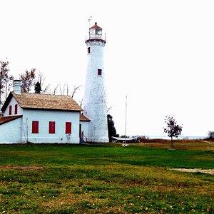 Sturgeon Point Lighthouse 10-27-13