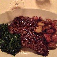 Ribeye steak - Yummy :)