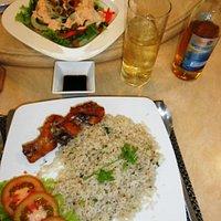 food at Mon Ami