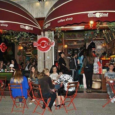 Mon Cheri Coffee Shop Rr. e Durresit