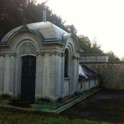 Chapelle de la famille Berthier de Wagram.