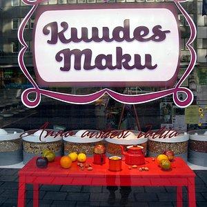 Kuudes Maku - organic food and more!