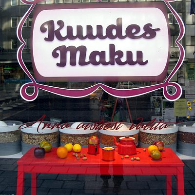 Kuudes Maku - organic food and more!