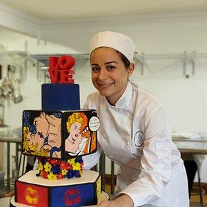 Cake Decorating and Design at Bonnie Gordon College