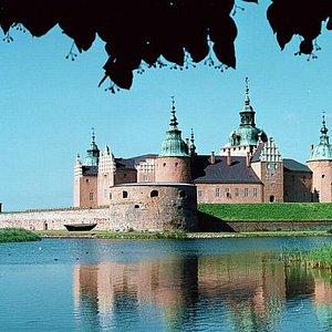 Кальмарский замок.