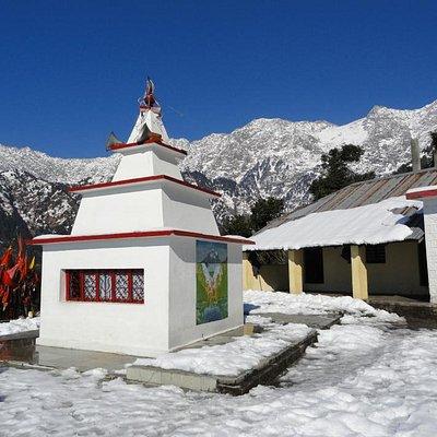 Main temple Guna mata