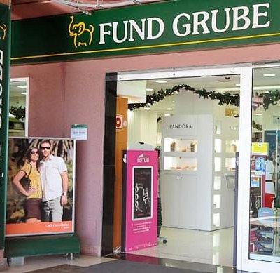 Fund Grube Yumbo