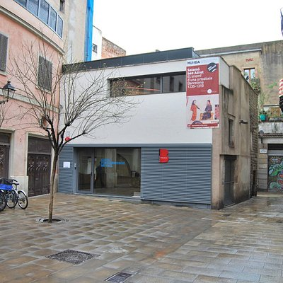 MUHBA El Call - Edifici