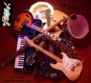 Logo bar Le Coota-Kerhillio Erdeven