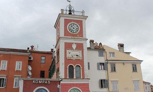 Town Clock, rovinj