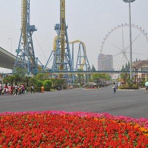 Jinjiang Park from mapledudu, USA