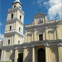 facciata della Basilica di Sant'Antonio di Afragola