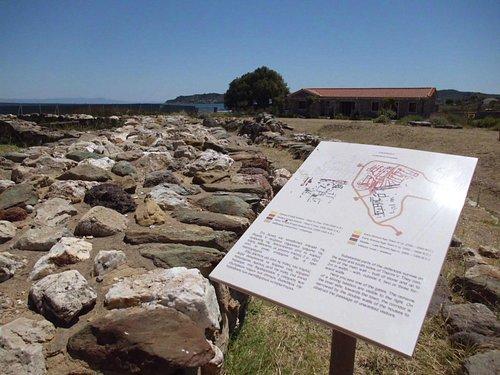 Αρχαιολογικός χώρος Θερμής