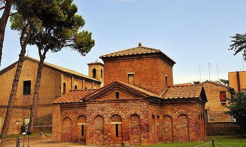Das Mausoleum der Aelia Galla Placidia
