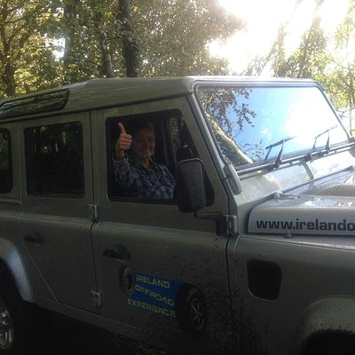 Land Rover Defender 110 Offroad Experience October 2013