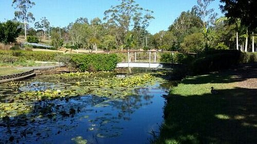 Lagoon view from bridge