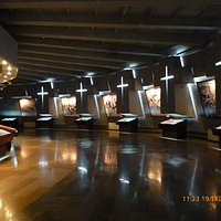 armenia genocide museum (god bless armenia and kurdistan)