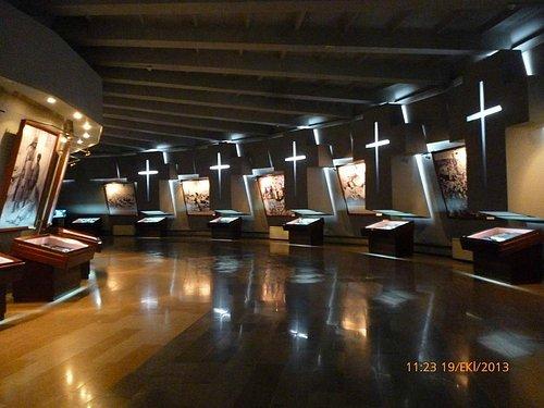 armenia genocide museum (god bless armenia and kurdistan)