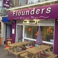 Flounders, Newquay
