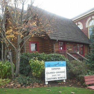 The cabin in Edmonds