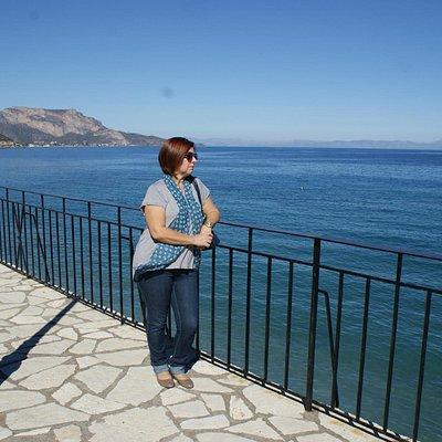 Plaka beach Leonidio