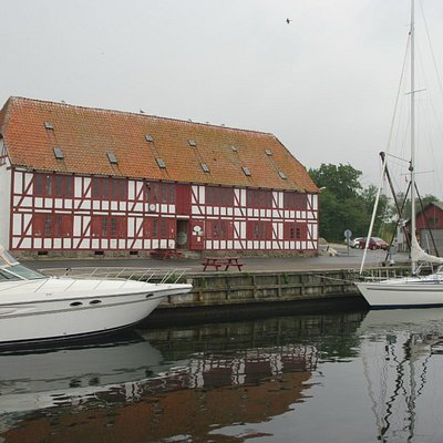 Havnen i Lundeborg