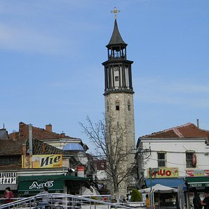 The Old Clock Tower