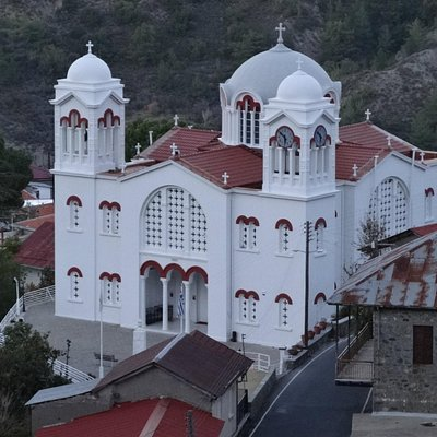 The Big church of Holy Cross