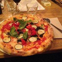 La si délicieuse pizza Tartufa