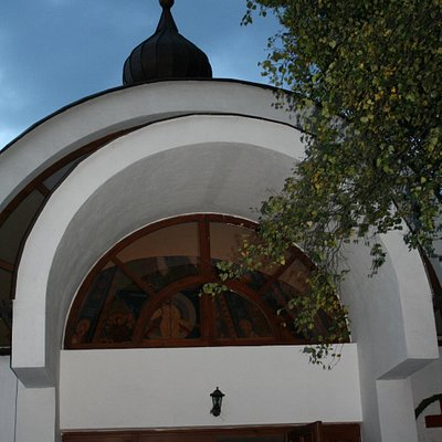 View from the outside