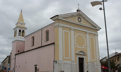 Church of Our Lady of the Angels, porec