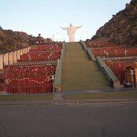 Cristo del Portezuelo - Chilecito