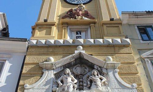 Gradski Toranj (City Tower) , Rijeka