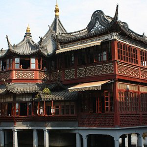 Shanghai Temple Of the Town God