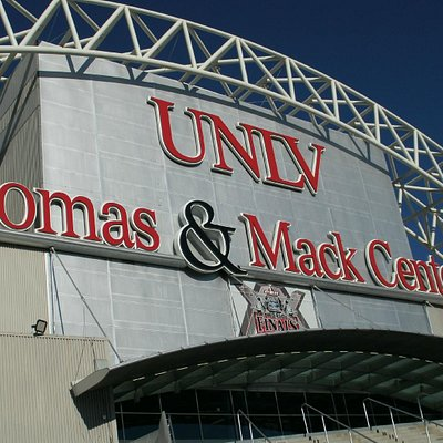 Thomas & Mack Center - PBR Finals 2013