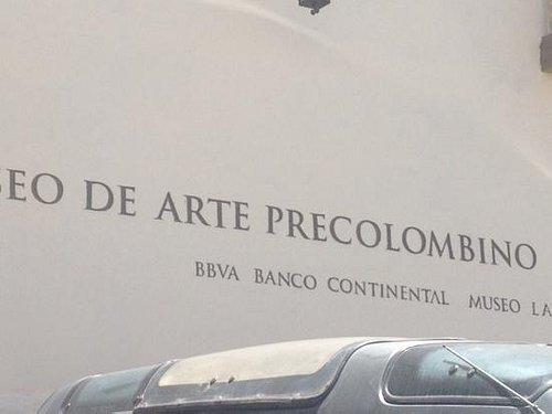 museo de arte precolombino Cuzco