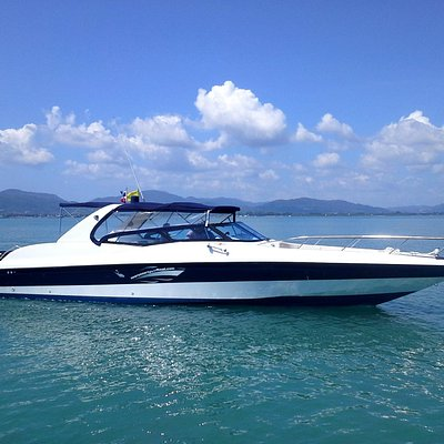 Sawan, our speedboat wait you -