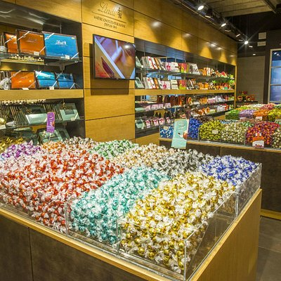 Lindt Store Roma 1