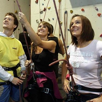 Climbing class for adults