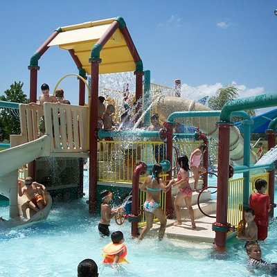 River Country Water Park is a great park for younger children!