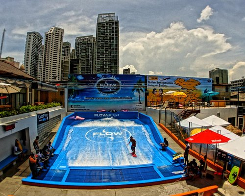Awesome view of Flow House Bangkok!